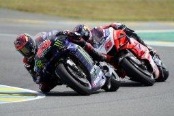 Quartararo : 'Ini balapan teraneh dalam hidup saya'