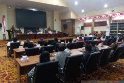 Komisi II DPRD Manado - PT Manguni RDP pertanyakan pendapatan hotel Sahid