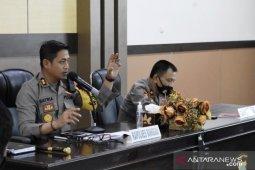 Polisi tingkatkan operasi yustisi tekan penyebaran COVID-19 di Banggai