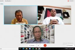 CPCD Unhas dan CIPD UT Malaysia diskusikan  konflik Palestina-Israel
