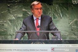 Sekjen PBB desak segera gencatan senjata di Gaza