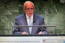 Palestina minta dunia hentikan kejahatan kemanusiaan Israel