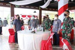 TNI bersama Kementerian PUPR selamatkan Danau Tondano dari pencemaran
