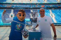 Empat  perusahaan China  sponsor resmi Piala Eropa