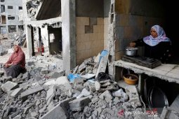Sebanyak 277 warga sipil tewas, 8.500 luka-luka akibat agresi militer Israel