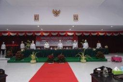 DPRD Sitaro Gelar Rapat Paripurna Peringati HUT Sitaro ke-14