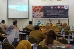 Pemkot Kendari gelar advokasi keamanan pangan terpadu