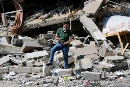 Korban meninggal akibat serangan Israel di Gaza bertambah menjadi 254 orang
