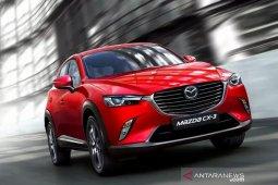 Meski 'setop' produksi di AS, Mazda CX-3 tetap dijual di Indonesia