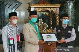 Pemkot Palembang kumpulkan dana Rp100 juta untuk ambulans Palestina
