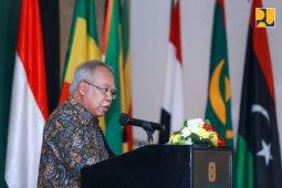 Menteri PUPR Basuki terus perkuat kerja sama  Indonesia-Afrika