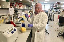 Peneliti asal Indonesia raih penghargaan riset pascadoktoral di Inggris