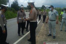 Kecelakaan maut bus di Jalintim Bayunglincer akibat sopir ugal-ugalan