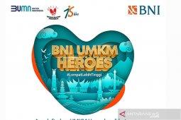 BNI gelar UMKM Heroes untuk dorong promosi produk lokal