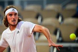 French Open - Tsitsipas tundukkan Busta menuju perempat final