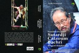 Sutardji Calzoum Bachri  bakal luncurkan biografi