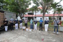 BP Batam terima bantuan COVID-19 dari Yayasan Buddha Tzu Chi