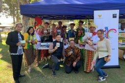Festival Indonesia di Australia memikat masyarakat lokal