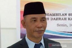 Upacara Hari Kelahiran Pancasila di Kabupaten Sangihe digelar secara virtual