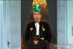 Presiden ingatkan tantangan dihadapi bangsa untuk tanamkan nilai-nilai Pancasila