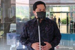 Erick Thohir sebut Garuda Indonesia akan fokus pada penerbangan domestik