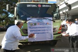 Bulog Sultra kirim 1.000 ton beras ke Sulawesi Utara