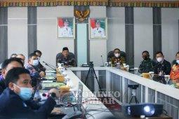 Bupati Lampung Barat ikuti webinar peringatan Hari Lingkungan Hidup Sedunia