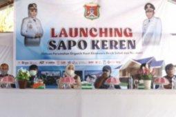 Pemkab Mamuju berikan bantuan rumah bagi warga Pulau Karampuang
