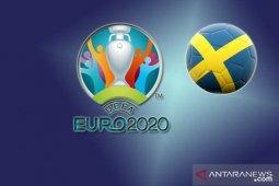 Data dan fakta timnas Swedia di Euro 2020
