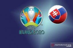 Data dan fakta timnas Slowakia di Euro 2020