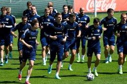 Gol penalti Aleksandr Sobolev buat Rusia taklukkan Bulgaria