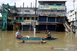 Banjir di Sri Lanka akibatkan 17 orang tewas