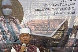 Ustadz Das'ad Latif sampaikan keutamaan membangun masjid