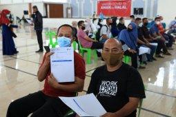 Insan ANTARA Biro Aceh ikut vaksinasi thumbnail