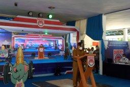 Gubernur Lampung buka Invitasi Nasional Remaja Junior Angkat Berat