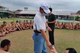 Rutan Bandarlampung tunggu koordinasi Dinkes Lampung untuk vaksinasi bagi 1.225 warga binaan