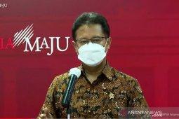 Menkes: Presiden Jokowi ingin sekolah tatap muka maksimal 25 persen kehadiran