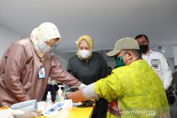 Wagub Kepri: Jumlah vaksin masih banyak