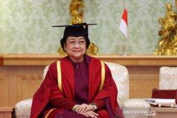 Unhan akan berikan gelar profesor kehormatan kepada Megawati Soekarnoputri