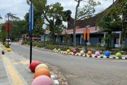 Warga Rantepao Kota Toraja Utara mulai nikmati pedestrian