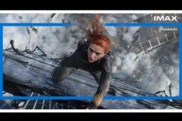 Film 'Black Widow' akan hadir dengan rasio lebih luas di Imax