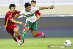 Laga pamungkas kontra UEA,  timnas Indonesia akan tampil habis-habisan