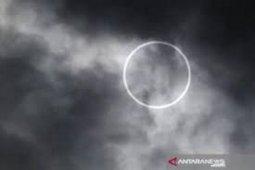 Lapan sebut gerhana matahari cincin bertepatan fase bulan baru 10 Juni