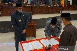 DPRD setujui ranperda perubahan RPJMD Sinjai 2018-2023 jadi Perda
