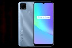 Realme C25S resmi meluncur dengan chipset Helio G85, ini harganya