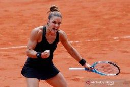 Juara bertahan French Open Swiatek dihentikan petemis Yunani
