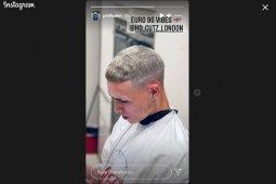 Euro 2020 - Phil Foden bantah model rambut barunya terinspirasi Paul Gascoine