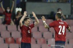 Songsong EURO 2020,  Ceko kantungi kemenangan 3-1 atas Albania