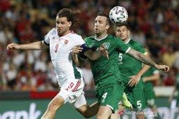 Pemanasan pemungkas EURO 2020, Hongaria cuma dapat hasil nirgol