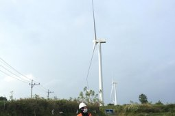 20,34 persen daya listrik di Sulawesi dipasok dari EBT